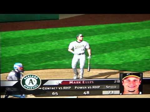 MVP BASEBALL 2004 MONTREAL EXPOS VS OAKLAND ATHLETICS PART 3