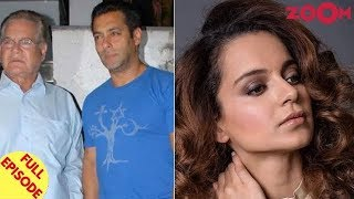Salim Khan asks Salman to stop promoting newcomers | Kangana falls short of funds for 'Teju' & More - ZOOMDEKHO