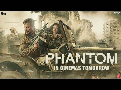 Phantom - Official Trailer