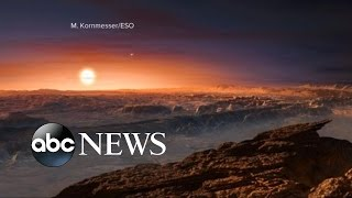 Potentially Habitable Planet Discovered - ABCNEWS