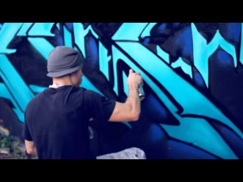 ArtPrimo Flame Spray Paint FORSAKN in Yard Work episode 15