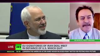 EU will continue to trade with Iran as the country meets its commitments on nuclear programme - RUSSIATODAY