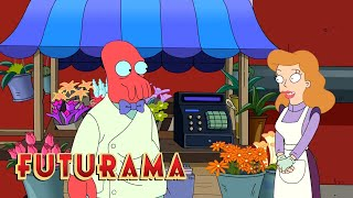 FUTURAMA | Season 10, Episode 12: Love Stinks | SYFY - SYFY