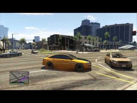 AverMedia Live Gamer Portable PS3 Test - RECentral (GTAV)