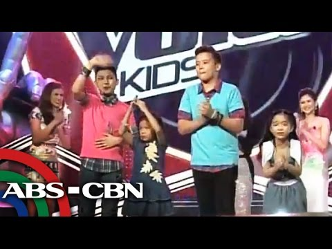 Meet the 'Voice Kids' Final 4