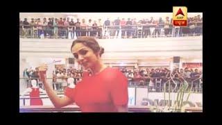 Malaika Arora shops in a mall in Mumbai - ABPNEWSTV