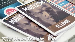 We Went To Karl Marx's 200th Birthday Party In New York City (HBO) - VICENEWS