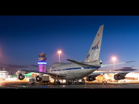 A sneak peek inside NASA's Stratospheric Observatory for Infrared Astronomy, SOFIA