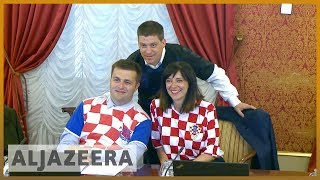🇭🇷 2018 World Cup final: Croatia on the brink of history | Al Jazeera English - ALJAZEERAENGLISH
