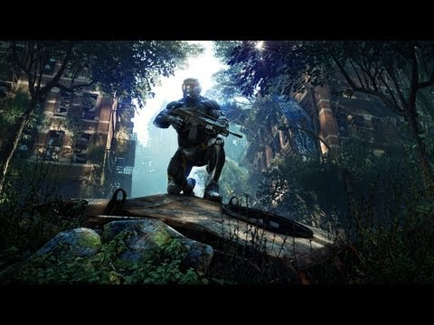 Crysis 3 #2 [HD] 1080p - Prophet lives !!!!