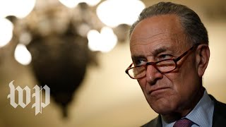 Schumer: We're worried about what President Trump said - WASHINGTONPOST