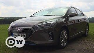 Testing the Hyundai IONIQ Hybrid | DW English - DEUTSCHEWELLEENGLISH