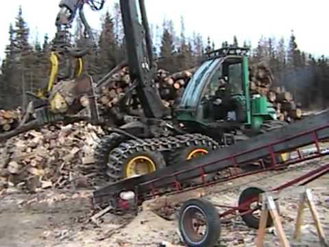 Vedmaskin - Skogsmaskin