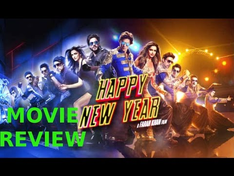 Happy New Year - Film Review