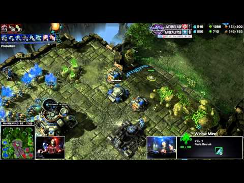 Moonglade vs Apocalypse - Game 2 - WCS AM Premier Ro16 Group B