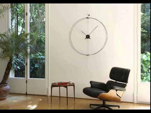 Novedades 2015 relojes pared Nomon