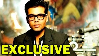 Karan Johar exclusively shows off his clothing line to zoOm! - ZOOMDEKHO