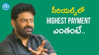 TV Artists Are Paid On Time - Vinod Bala | Fankly With TNR | Celebrity Buzz With iDream - IDREAMMOVIES
