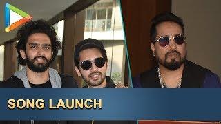 Armaan, Amaal Malik & Mika Singh at the launch of Dabboo Malik's video song 'Tum Pukaar Lo' - HUNGAMA