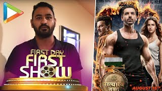 Satyameva Jayate| EXCLUSIVE Movie Review From California | John Abraham | Aisha Sharma - HUNGAMA