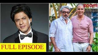 SRK Hosts 63rd Filmfare Awards | Akshay Kumar Makes A Shocking Announcement & More - ZOOMDEKHO
