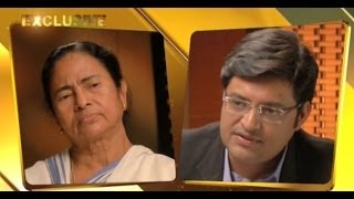 Frankly Speaking with Mamata Banerjee - Part 4 - TIMESNOWONLINE