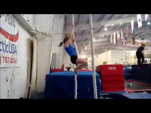 Montage of summer 2011 gymnastics