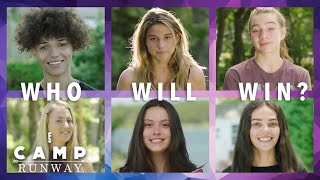 12 Models Compete In The No-Makeup Challenge | Camp Runway Part 1 | E! - EENTERTAINMENT