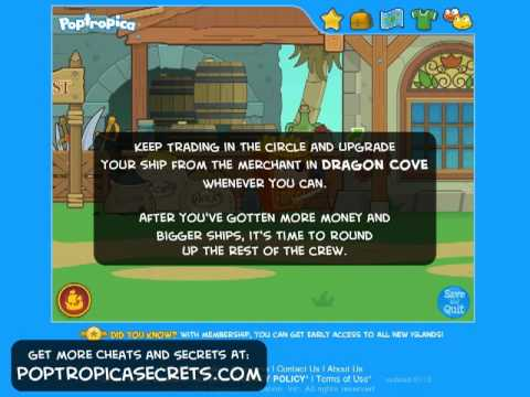Poptropica Skullduggery Island Walkthrough Part 3