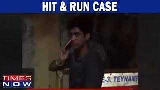 Actor Vikram's Son Dhruv Rammed Into Auto? - TIMESNOWONLINE