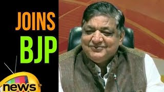 Shri Naresh Agarwal Joins BJP In The Presence Of Shri Piyush Goyal | Mango News - MANGONEWS