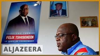 🇨🇩 Tshisekedi declared DR Congo's president, but runner-up revolts | Al Jazeera English - ALJAZEERAENGLISH