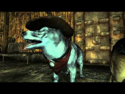 Fallout New Vegas Montages: A Very Corgi Thanksgiving