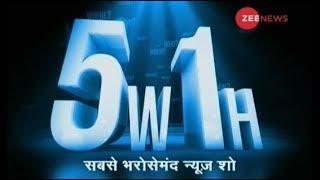 5W1H: PM Modi have no time to visit villages in Varanasi says Priyanka Gandhi - ZEENEWS