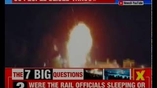 Major train accident takes place in Amritsar; 5 lakh compensation announced for kin of dead - NEWSXLIVE