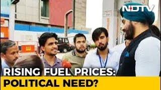 What Young India Thinks About Rising Fuel Prices - NDTV