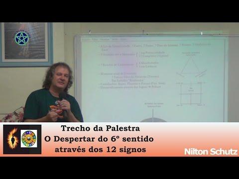 Nilton Schutz - O Despertar do 6º sentido através dos 12 signos