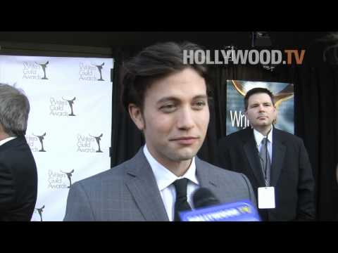 Jackson Rathbone talks Aim High and becoming a dad