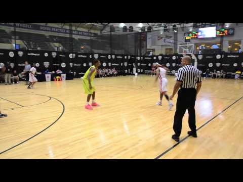 2012 AAU Nationals: TX PRO vs. Houston Defenders
