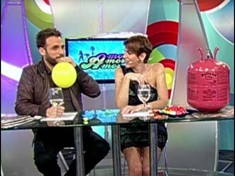 La prueba del globo de helio
