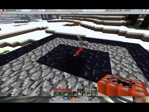 MineCraft Auto Miner w Commentary Episode 13