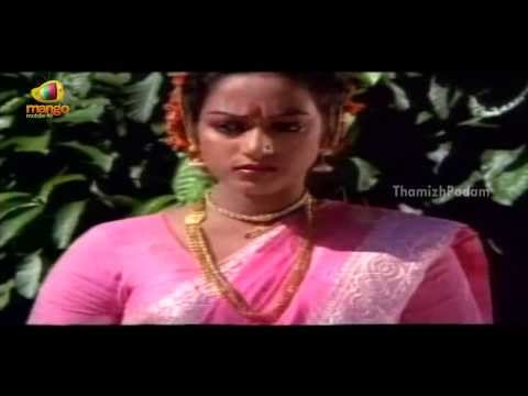Alai Osai Movie Scenes - Vijayakanth eloping with Nalini - Goundamani, Radha Ravi