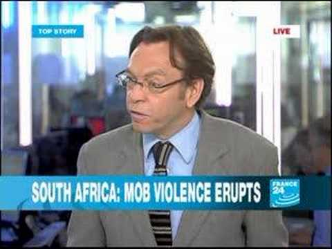 South Africa: mob violence erupts