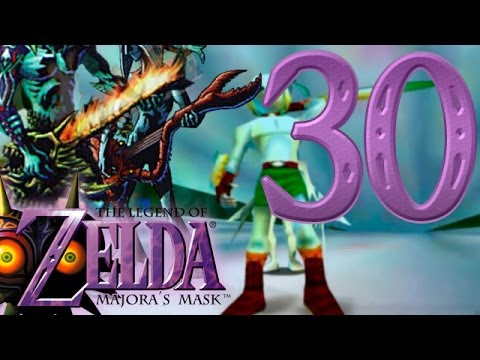 The Legend of Zelda Majora's Mask (N64) | Parte 30 - Solo de Guitarra