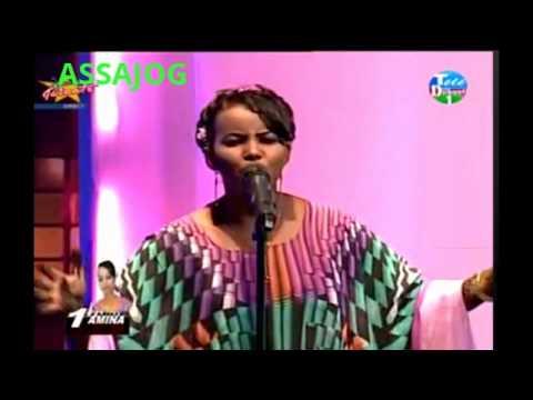 Djibouti: Jeunes Talents2 Amina-Zahra 7eme Finale  20/11/2014