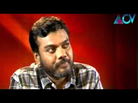 Ullu Thurannu - Santhosh talks on his book Komala