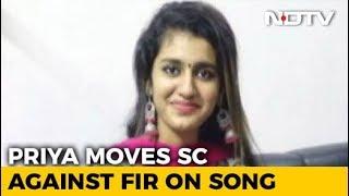 Priya Varrier Moves Top Court Against Case Over '40-Year-Old Folk Song' - NDTV