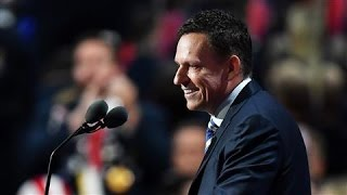 PayPal Co-Founder Peter Thiel at RNC: 'Proud to Be Gay' - WSJDIGITALNETWORK
