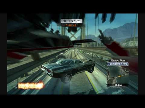 Burnout Paradise Crashes and fun montage 1 [HD]