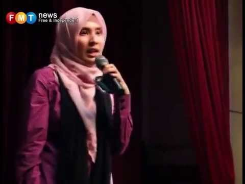 May'13 Nurul Izzah speech [full]